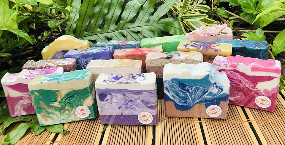 Moku Pua Handcrafted soaps